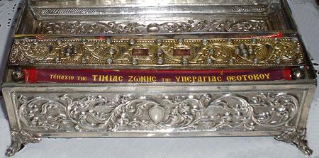 Patru zile de pelerinaj! Cinstitul Brâu al Maicii Domnului, adus la Cluj de la Mănăstirea Kato Xenia din Grecia