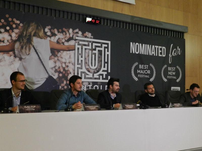 conferinta de presa untold festival - 21.10.2015