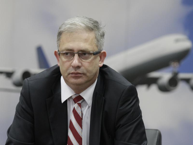 Directorul aeroportului clujean, David Ciceo, trimis în judecată pentru luare de mită, alături de Ioan Bene