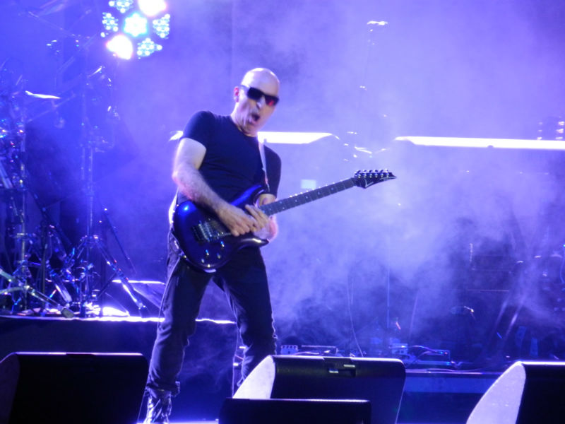 joe satriani cluj 13 oct 2015
