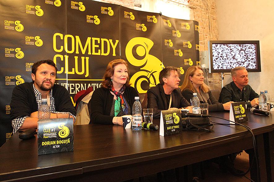juriul Comedy Cluj 2015