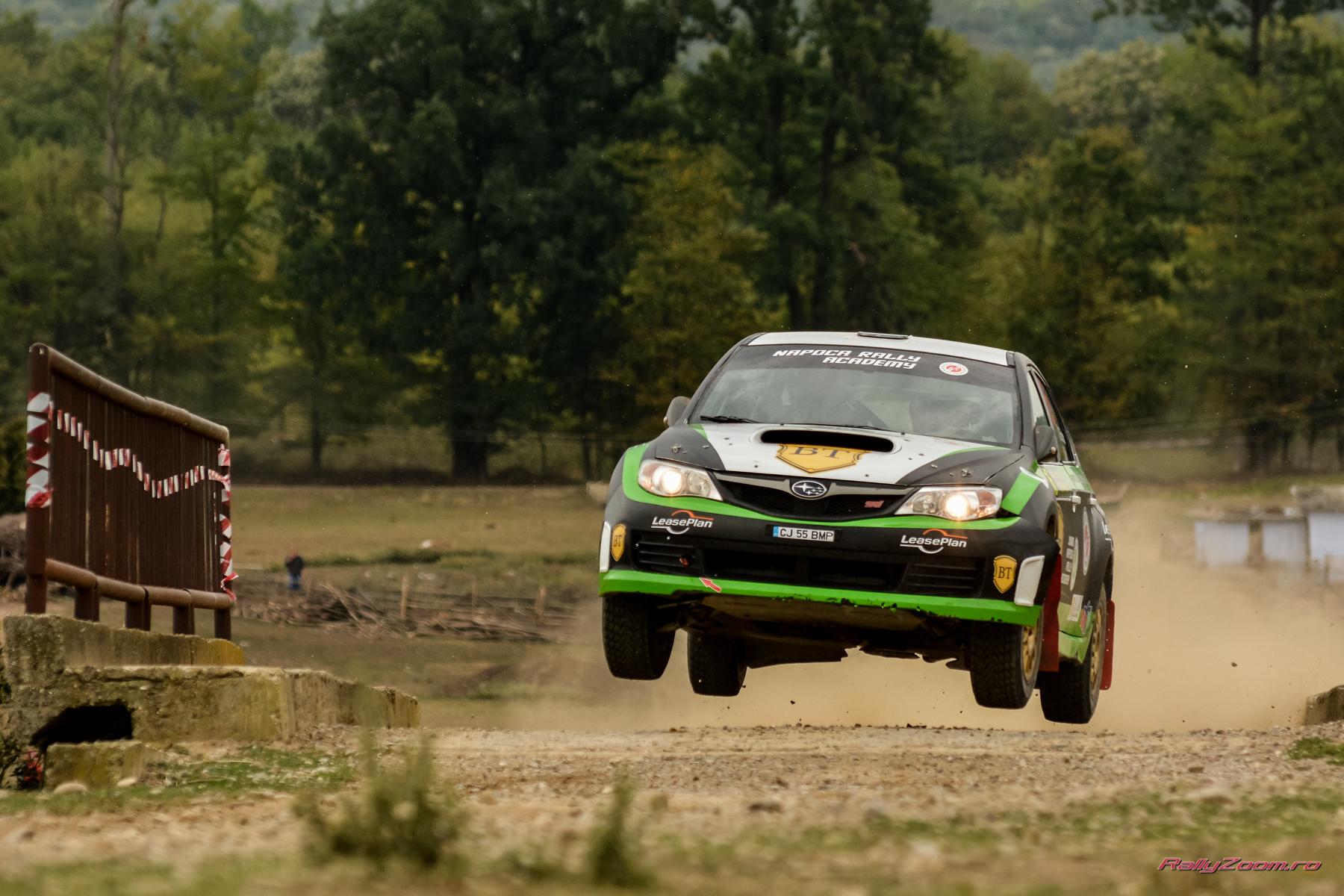 Napoca Rally Academy va lua startul în formulă completă la Raliul Perla Harghitei