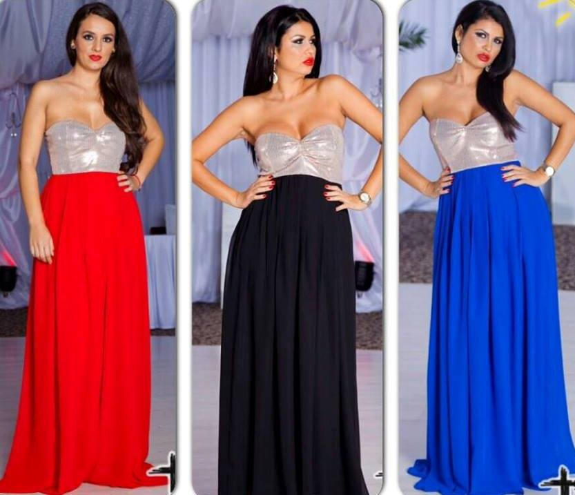 Accentuează-ți frumusețea cu o rochie de seară ravisantă