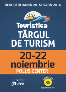 Târgul de Turism Touristica – ediția a 13-a