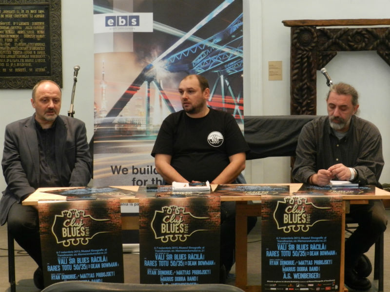 cluj blues fest 2015 conferinta