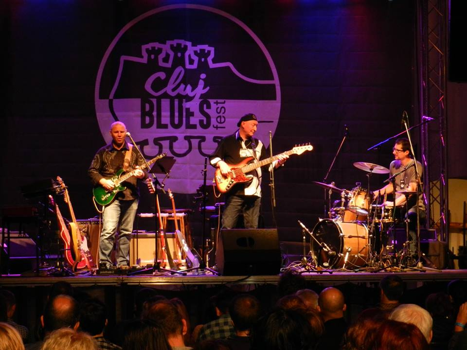 marius dobra band cluj blues fest 2015