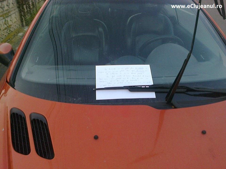 masina parcata ilegal dambu rotund2