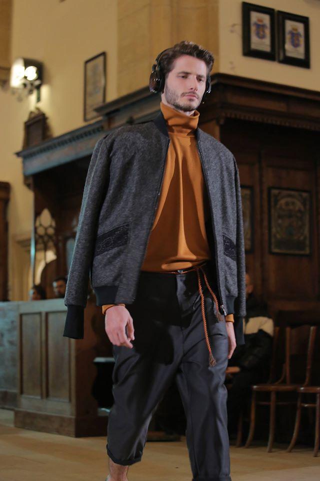 prezentare de moda ZAIN biserica reformata2