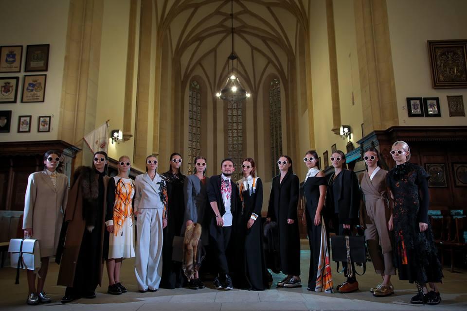 prezentare de moda ZAIN biserica reformata3