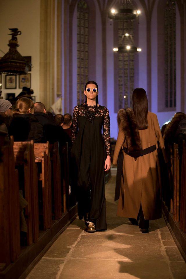 prezentare de moda ZAIN biserica reformata4