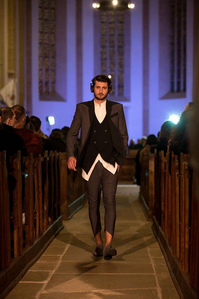 prezentare de moda ZAIN biserica reformata5