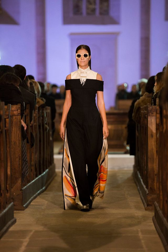 prezentare de moda ZAIN biserica reformata6