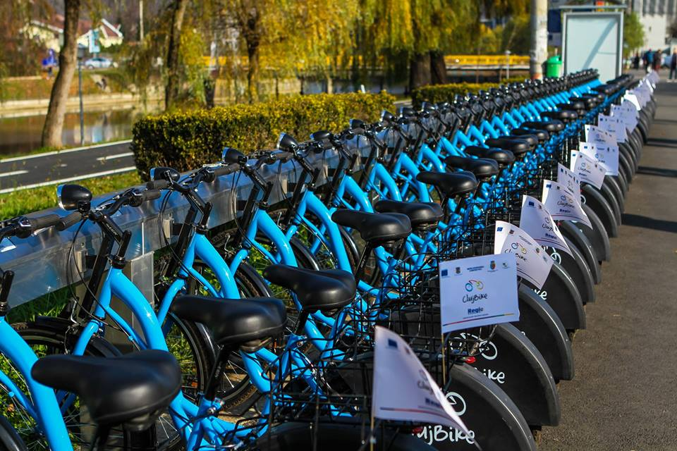 proiect bike sharing cluj