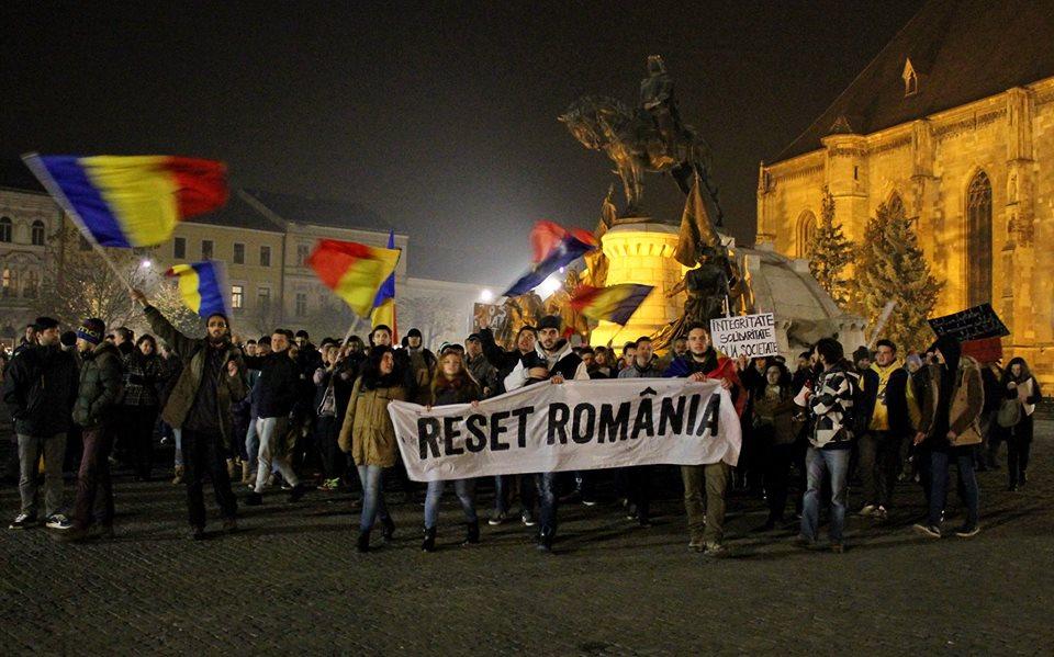 reset romania