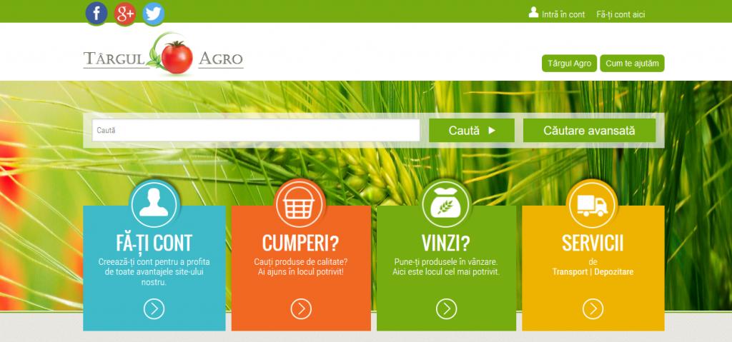 targul agro bursa online agricola