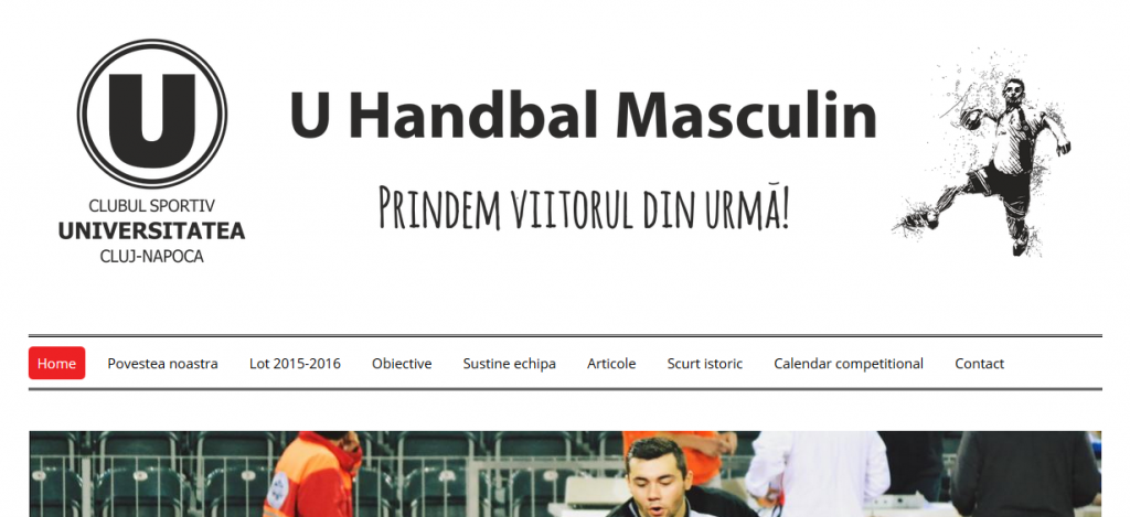 u cluj handbal masculin nou site