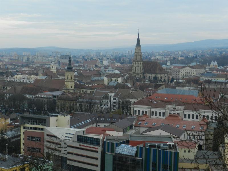 Clujul, locul 2 în UE într-un clasament al oraşelor unde e cel mai uşor să îţi găseşti un loc de muncă