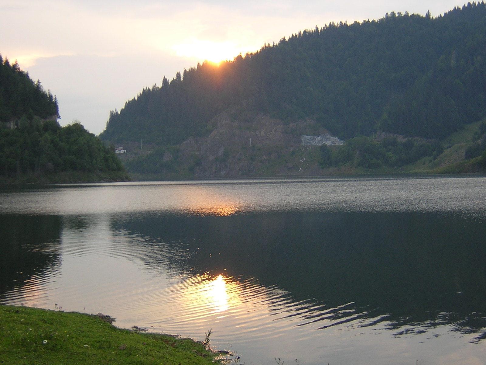 Administrația Bazinală de Apă Someș-Tisa anunță: Lacul Colibița nu va fi golit!