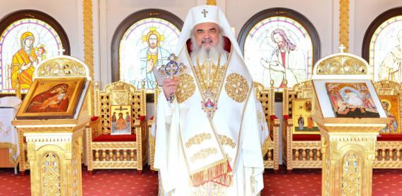 """Patriarhul Daniel în Pastorala de Crăciun: """"Lăcomia sau iubirea obsesivă de avere, de putere și plăcere produc în suflet tulburare"""""""