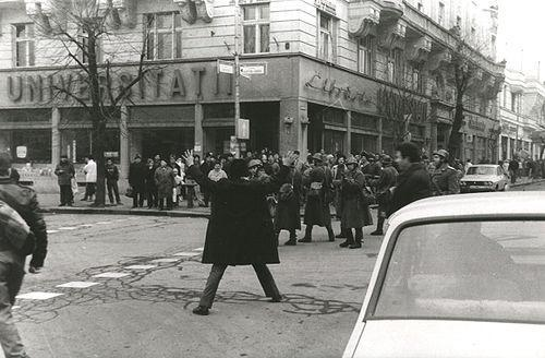 revolutie cluj 89