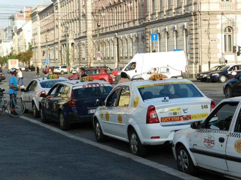 taximetristi cluj