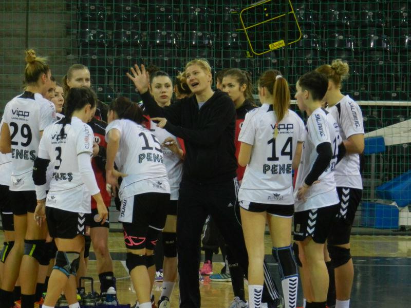 U Alexandrion Cluj handbal feminin foto eclujeanul.ro