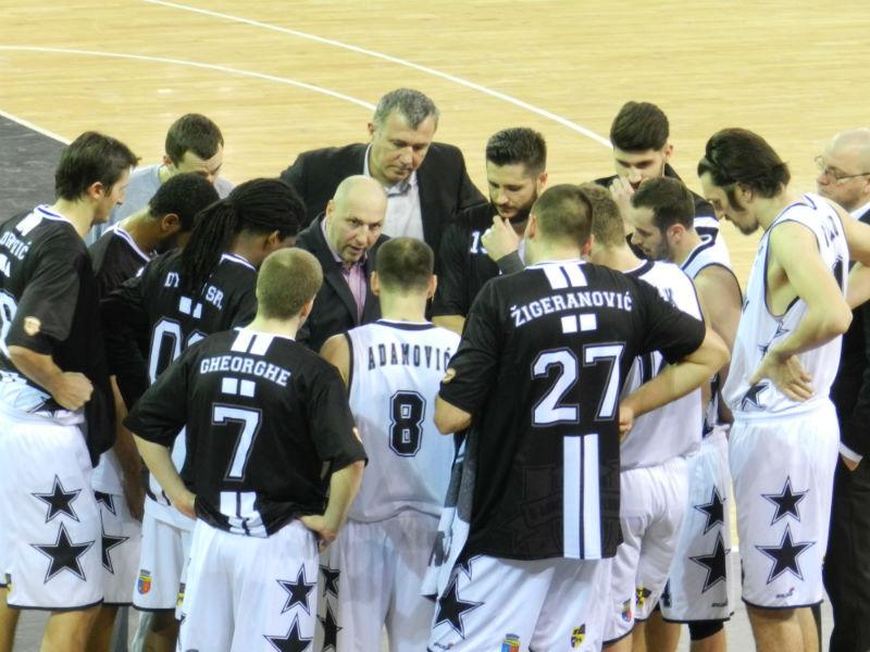 U-BT Cluj – BC Mureș, în Final Four-ul Cupei României la baschet masculin!