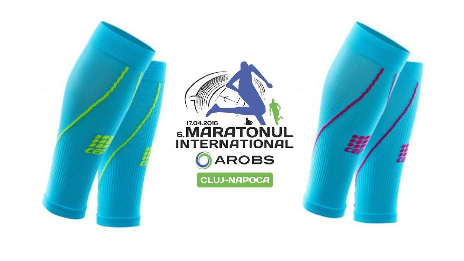 """Au mai rămas 86 de zile până la startul Maratonului Internațional """"AROBS"""" Cluj-Napoca 2016!"""