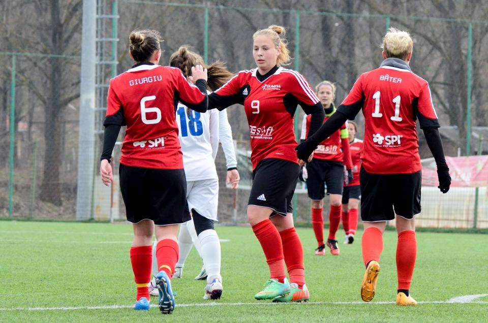 27 Februarie 2016: Meci amical intre Olimpia Cluj-Napoca (ROU) si Independenta Baia Mare (ROU)