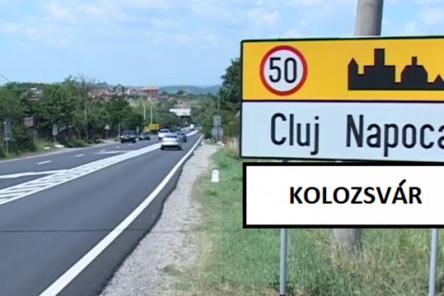 Primăria Cluj, obligată de tribunal să monteze plăcuțe bilingve în română și maghiară! Municipalitatea face recurs