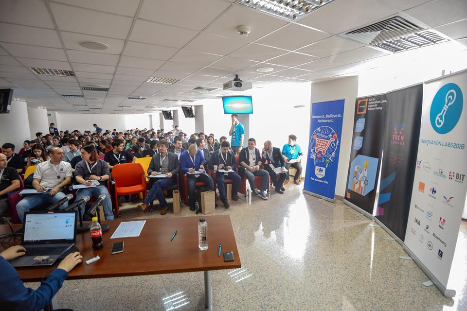 Innovation Labs Bucharest Hachathon