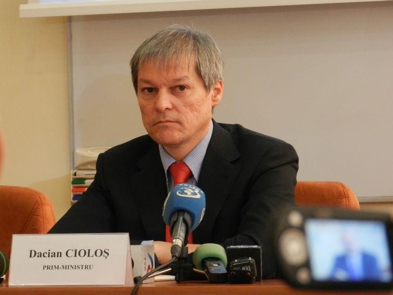 Premierul Dacian Cioloș și vicepremierul Vasile Dâncu au dat asigurări că spitalul regional de urgență va fi construit la Cluj