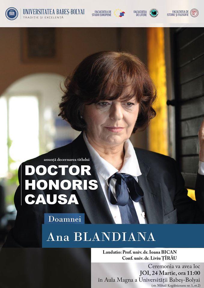 doctor honoris causa ubb ana blandiana