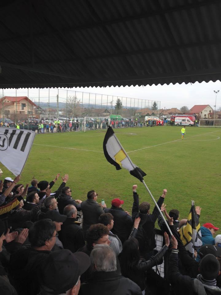 fani U Cluj - CSM Ramnicu Valcea la Jucu - 9 martie 2016