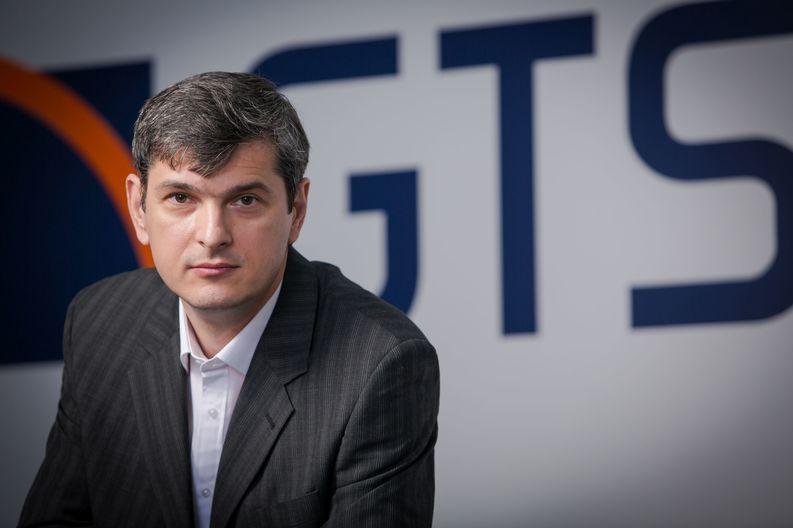 Razvan Stoica, director executiv GTS Telecom