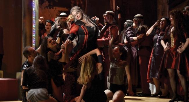 """Piesa """"Samson și Dalila"""", premieră pe scena Operei Maghiare din Cluj"""
