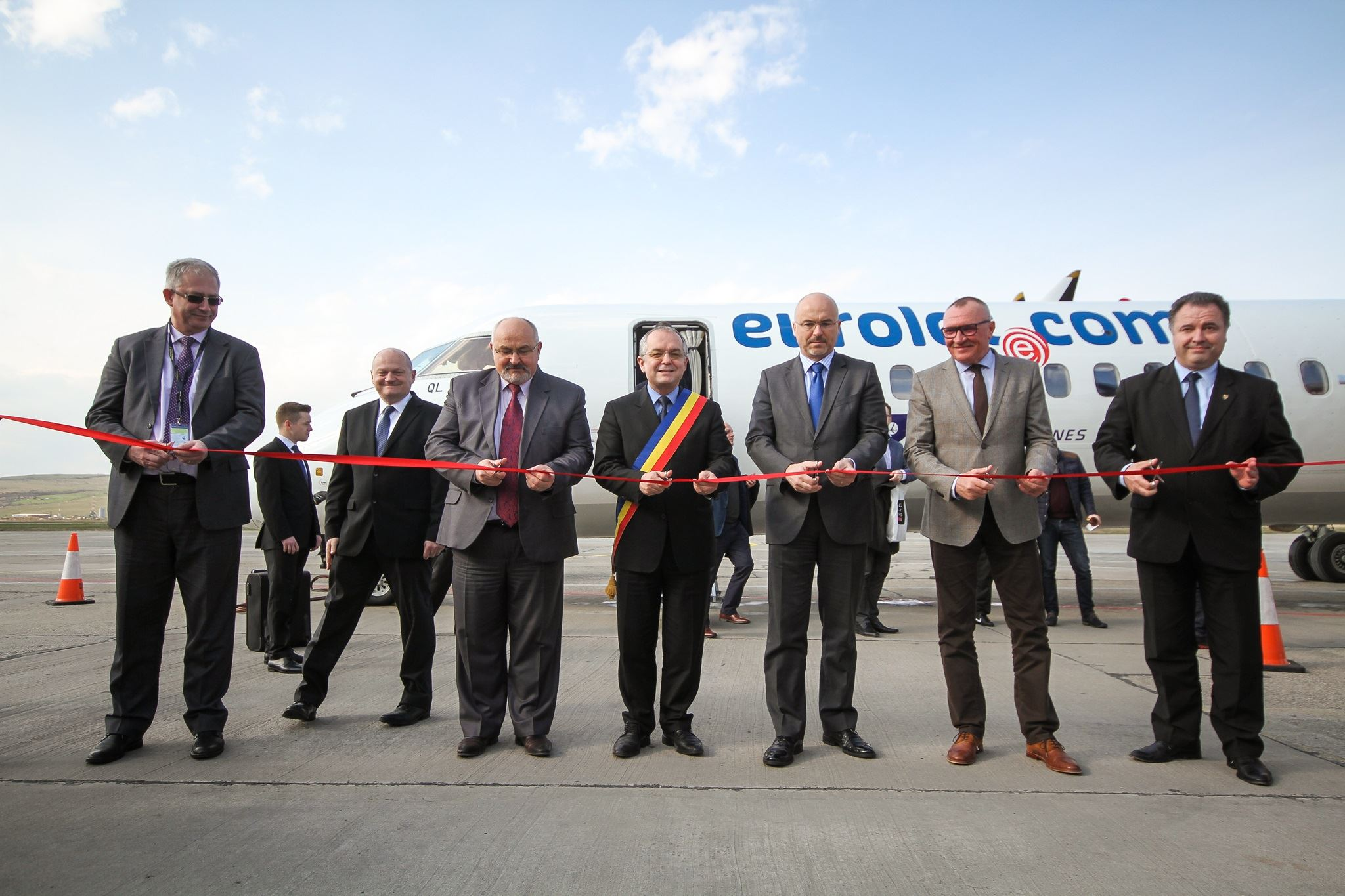 zbor LOT Airlines
