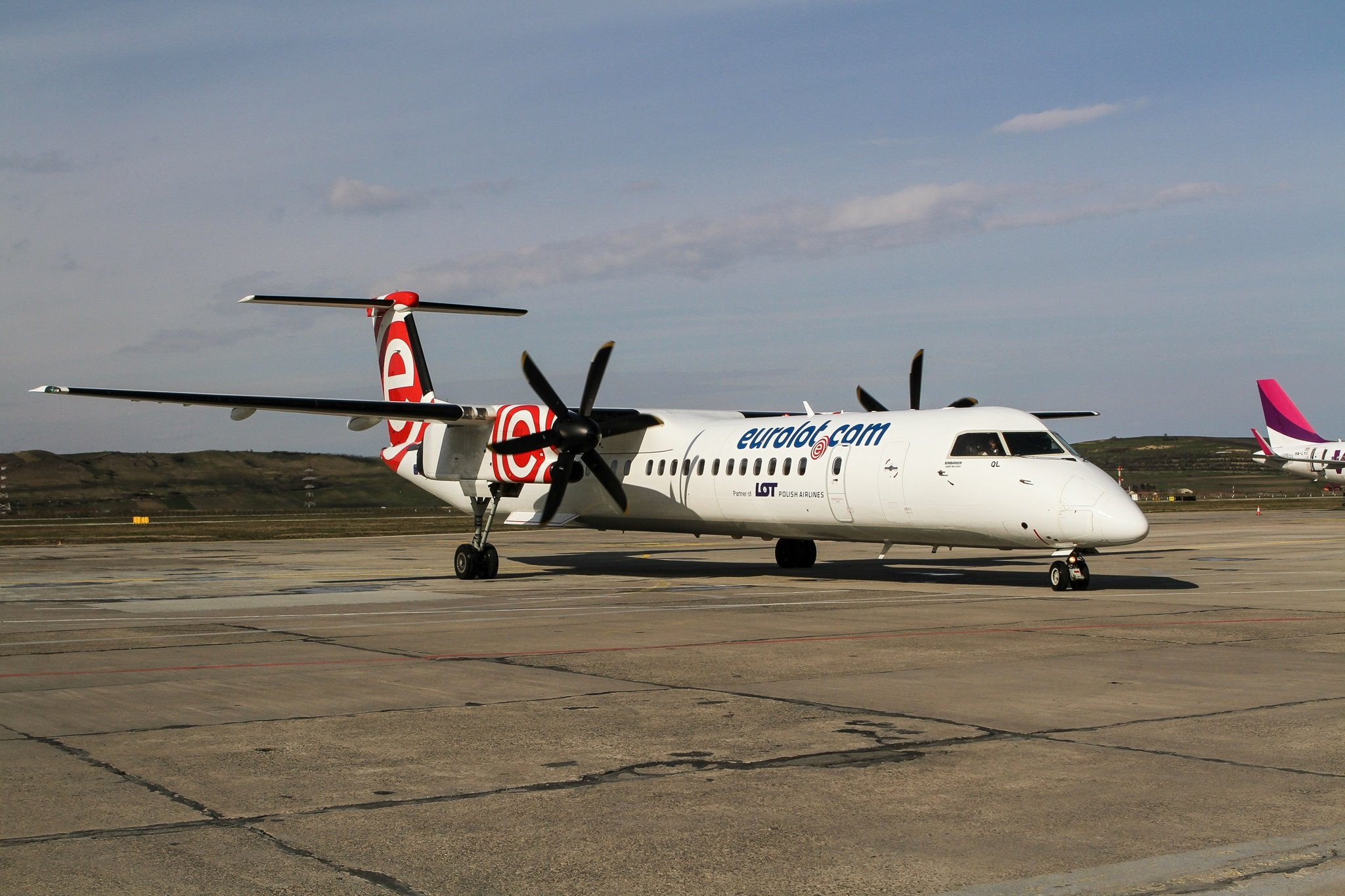 zbor lot airlines poland cluj