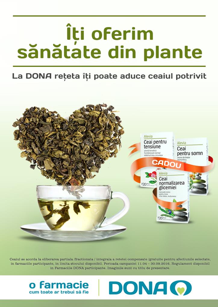 Campanie DONA_Sanatatea din plante