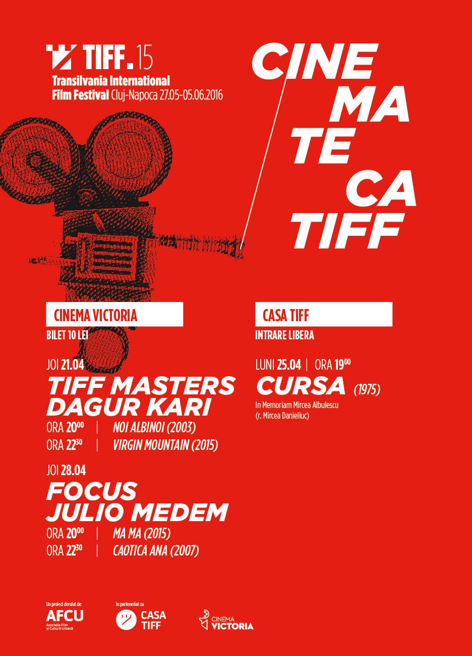 Cinemateca TIFF