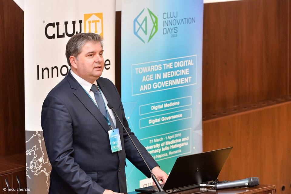 Cluj Innovation Days 2016 foto Nicu Cherciu