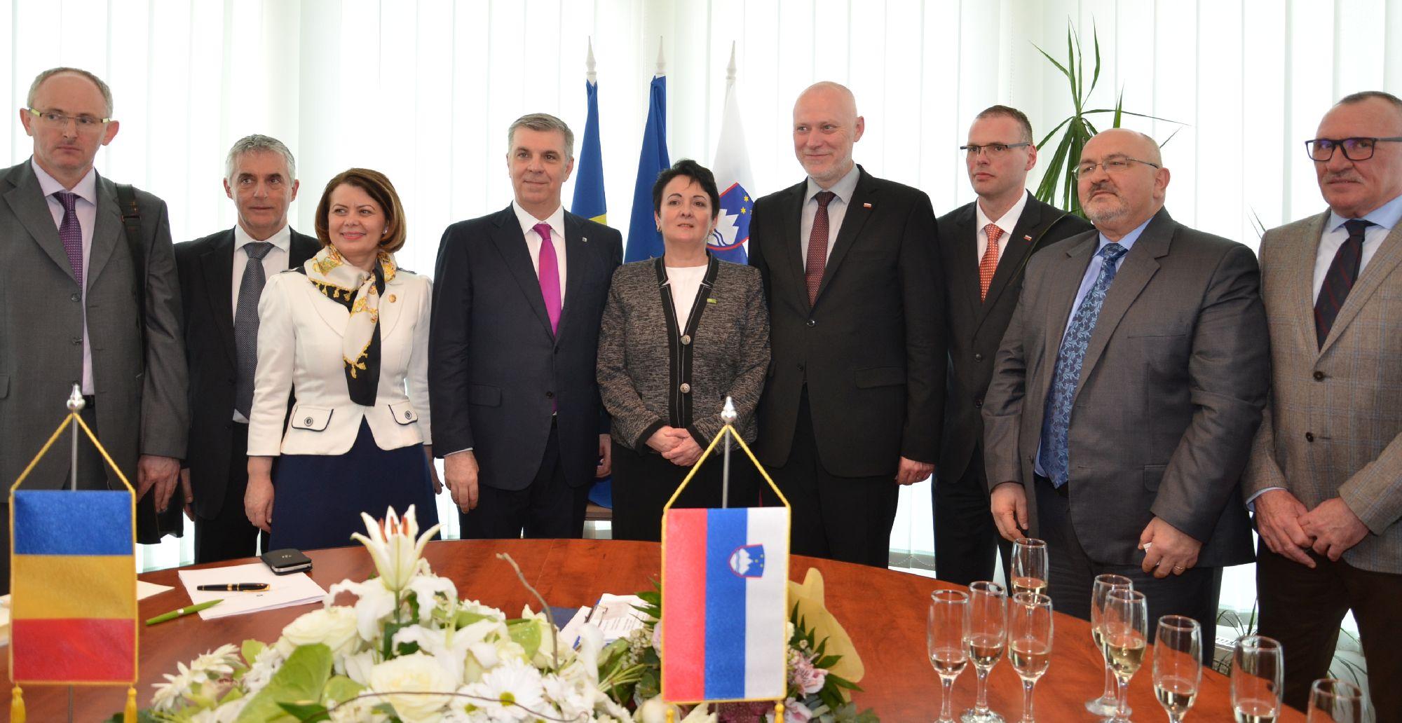 Inaugurare Consulatul Sloveniei la Cluj foto EXIMTUR (2)