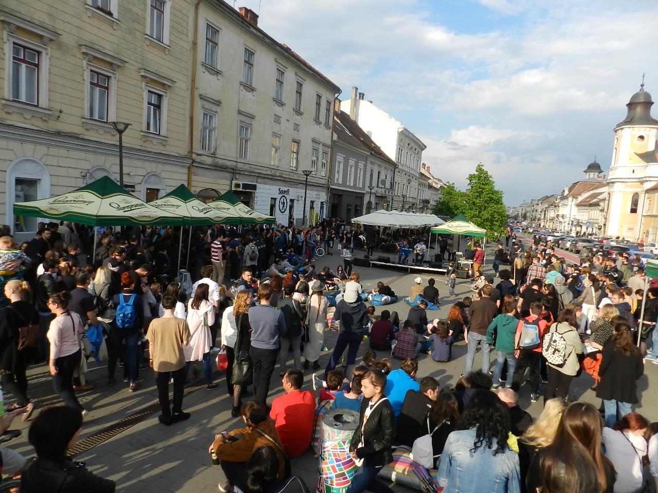 Jazz in the Steet, 23 aprilie 2016