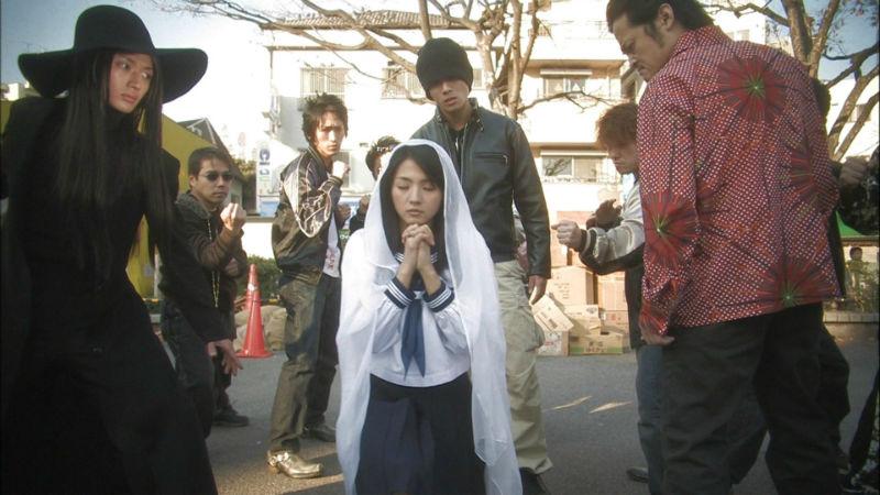 Love Exposure, cel mai premiat film al lui Sion Sono,