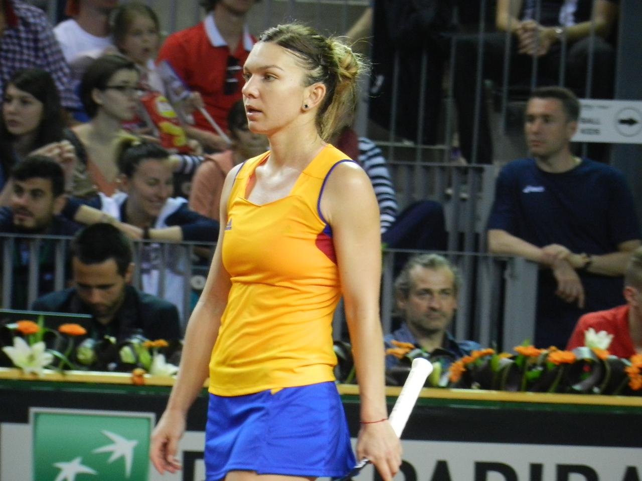 OFICIAL – Simona Halep vine la Cluj pentru Fed Cup, dar nu va juca!