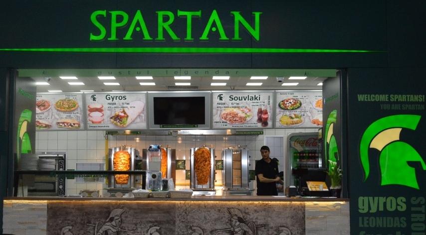 Spartan_Iulius Mall Cluj