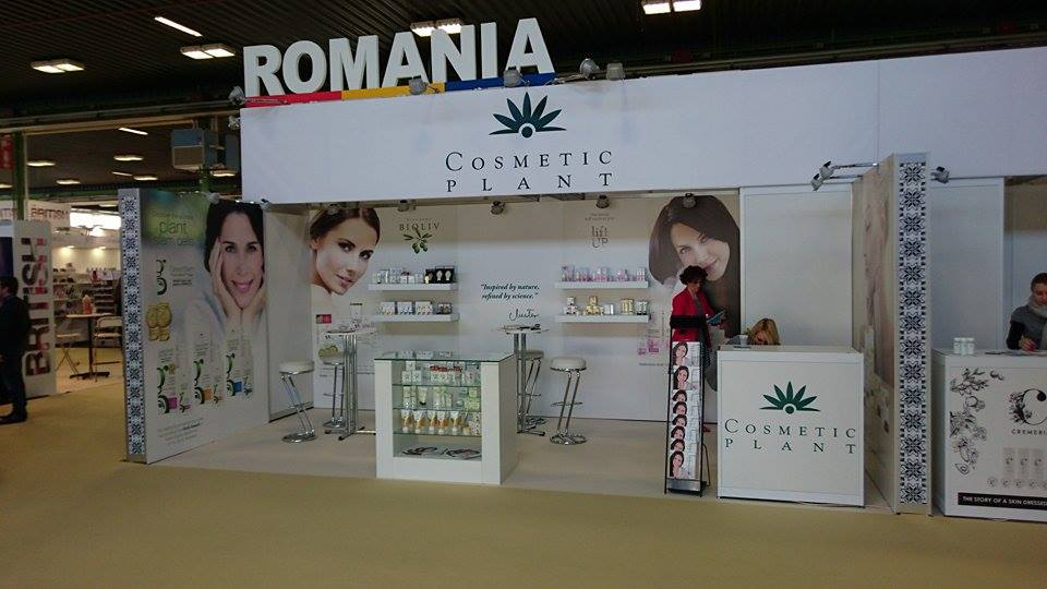 Stand Cosmetic Plant - Cosmoprof