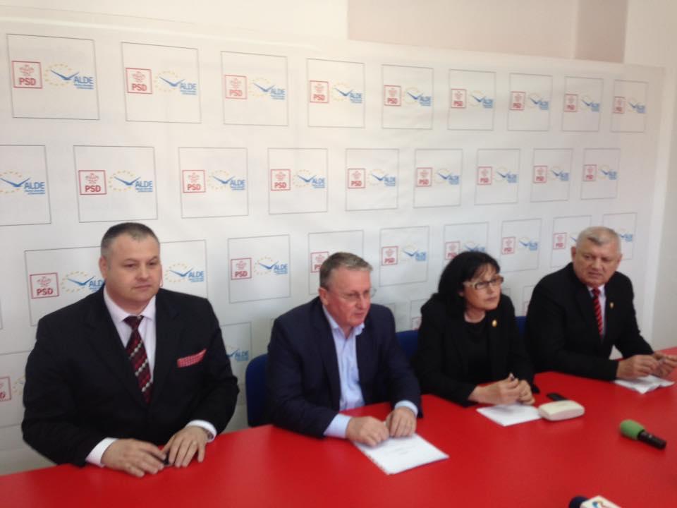 """""""Independentul"""" Octavian Buzoianu, sustinut la primarie de noua coalitie PSD-ALDE Cluj! Aurelia Cristea iese din cursa"""