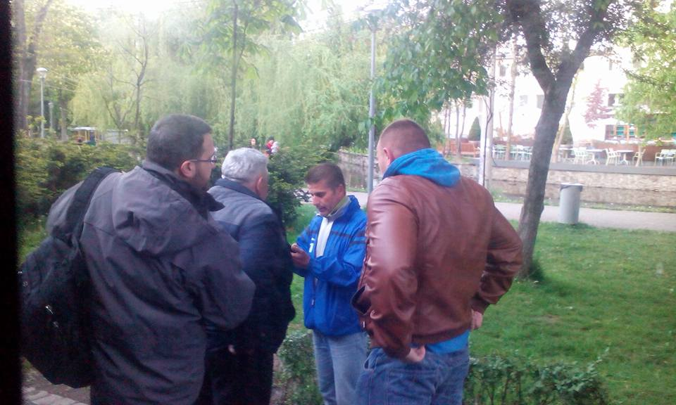 controlori CTP Cluj agresiv statie parcul central marti 26 aprilie 2016 ora 19