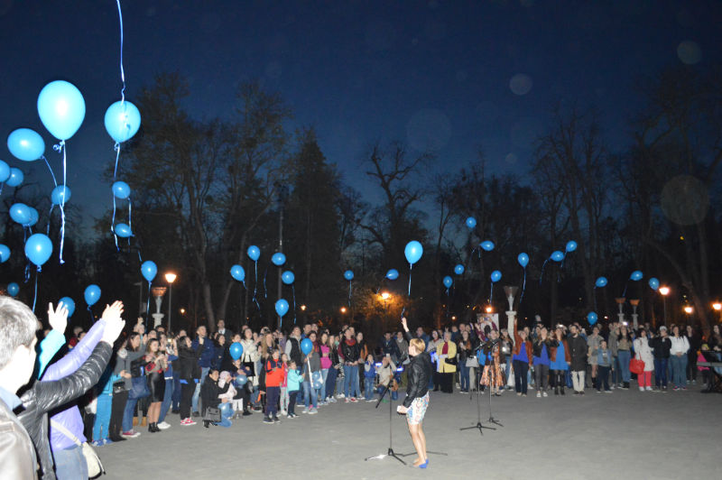 lansare baloane